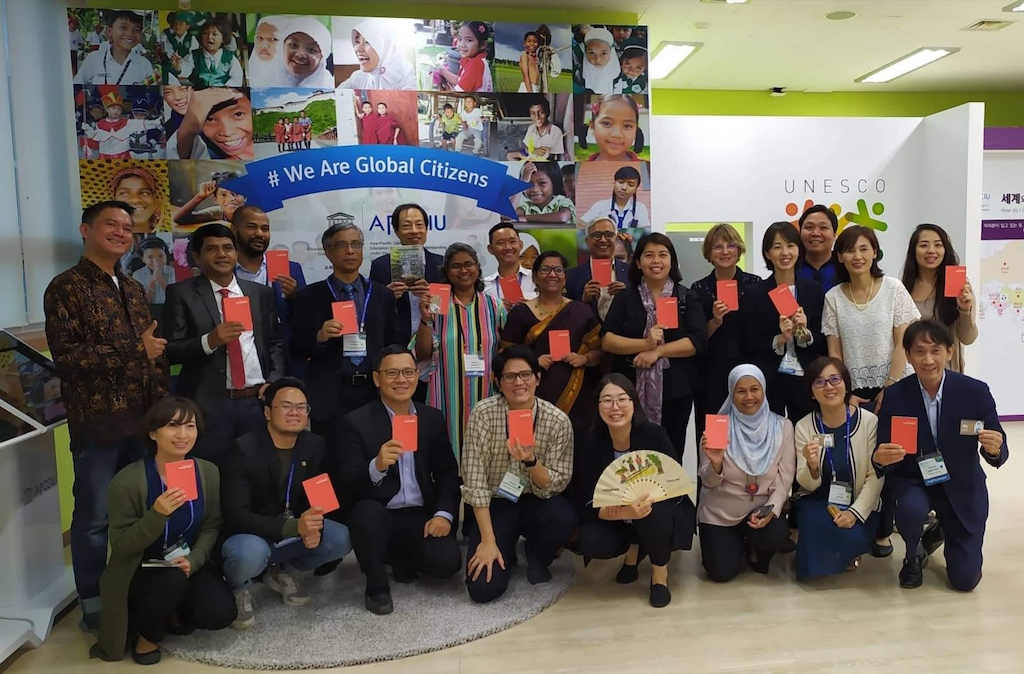 Asia Pacific GCED Network Meeting 10 September 2019
